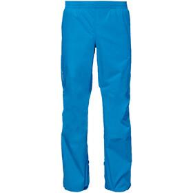 VAUDE Drop II Broek Heren, blauw